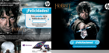 El Hobbit Hewlett Packard